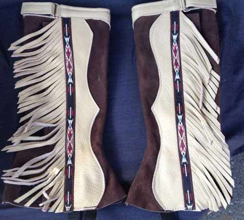 Rodeo Chaps and Custom Chinks_Bareback Pads_Therapeutic